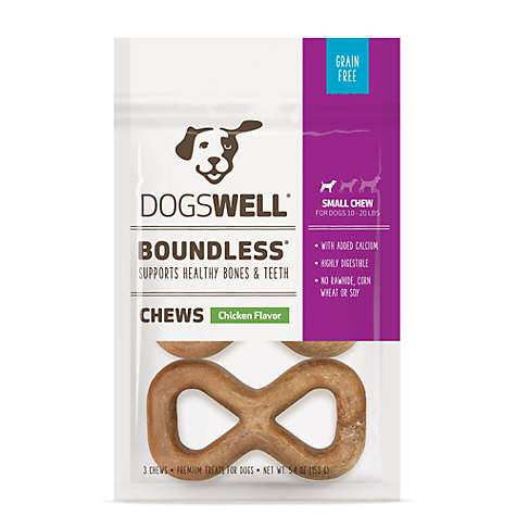 Dogswell Boundless Small Chicken Dog Treats