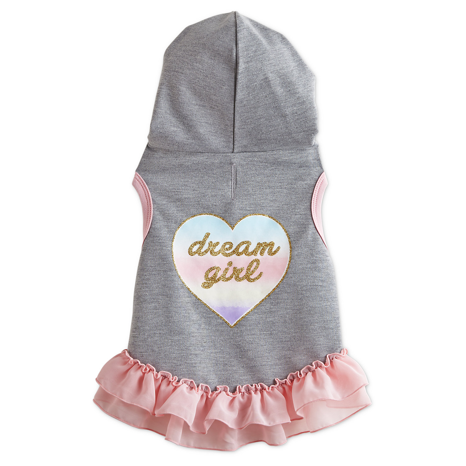 Bond & Co. Dreamer Girl Dog Hoodie