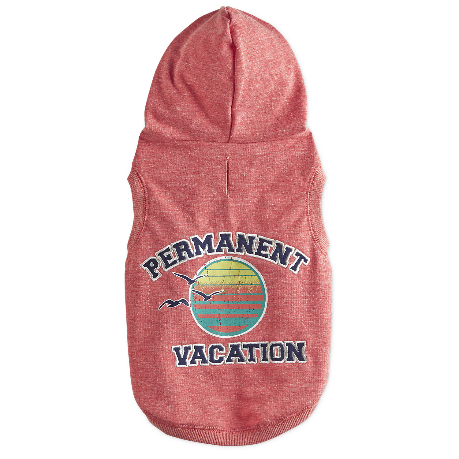 Bond & Co. Permanent Vacation Dog Hoodie, Small