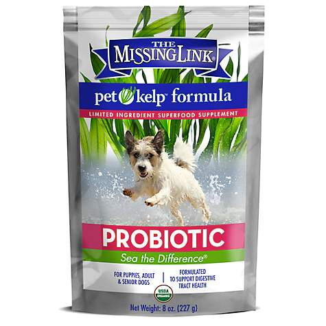 The Missing Link Pet Kelp Formula Probiotic for Dogs