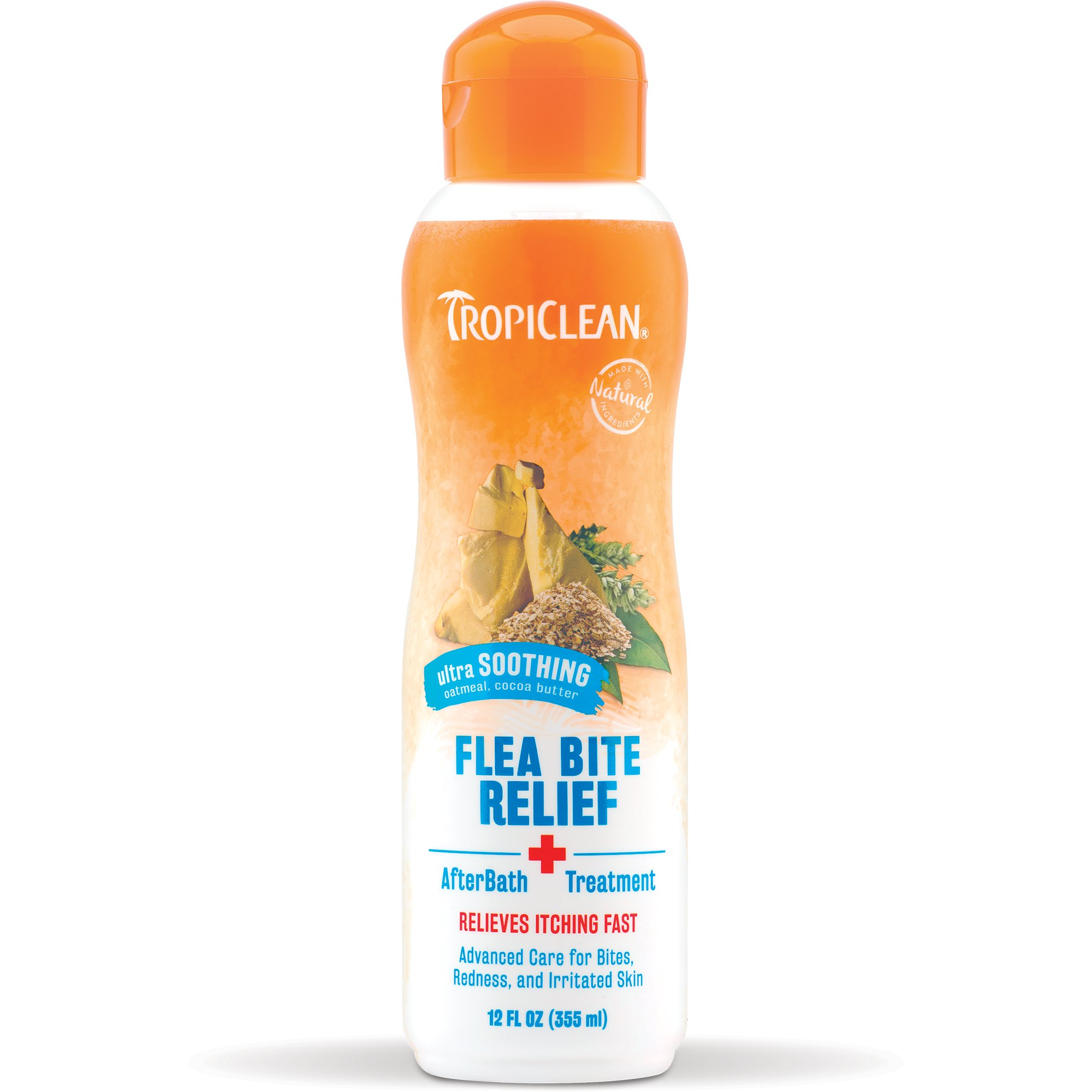 Tropiclean Natural Flea Amp Tick Bite Relief After Bath