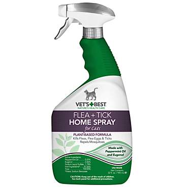 Vet's Best Flea & Tick Home Spray for Cats