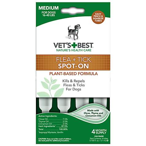 What Is The Best Flea Treatment Avaialble For Dogs