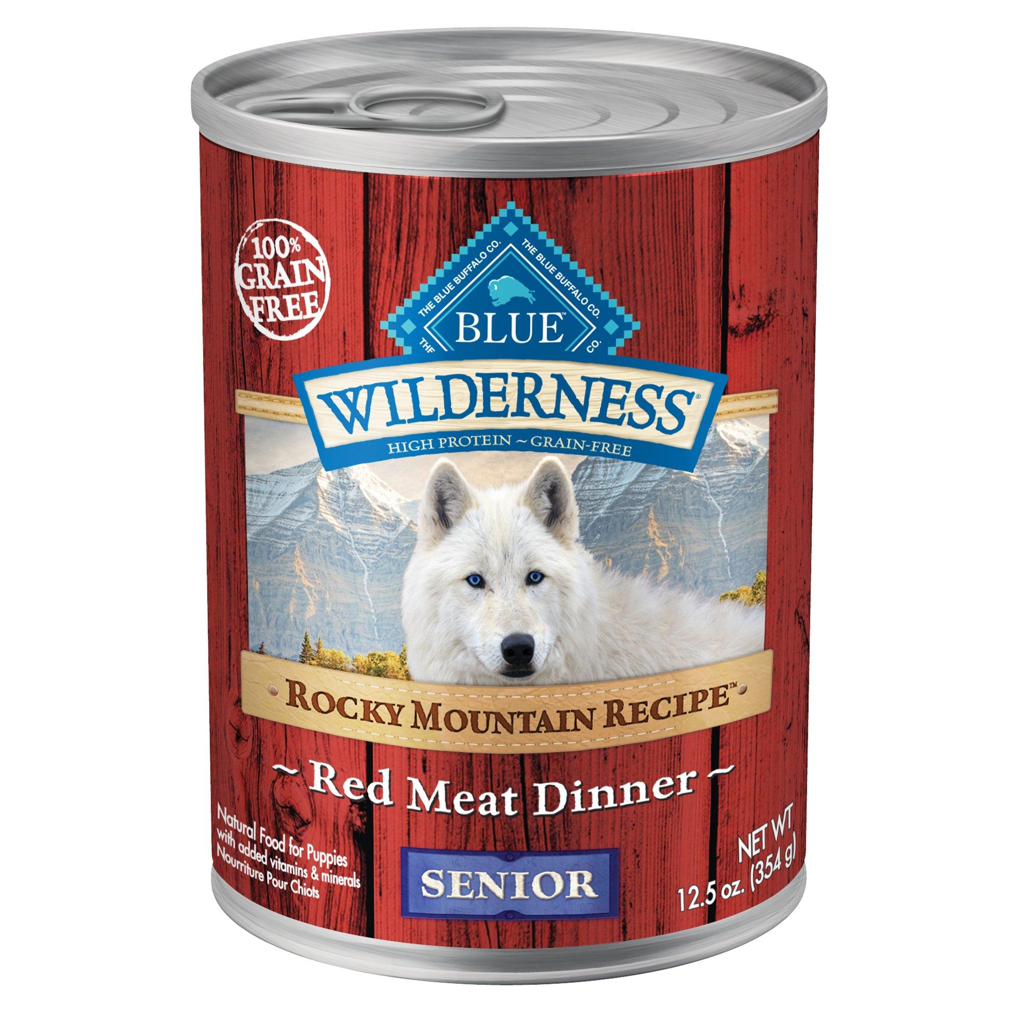 Blue Buffalo Canned Dog Food Sale