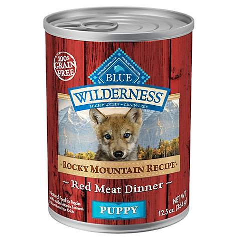 Petco Blue Buffalo Dog Food Red Meat