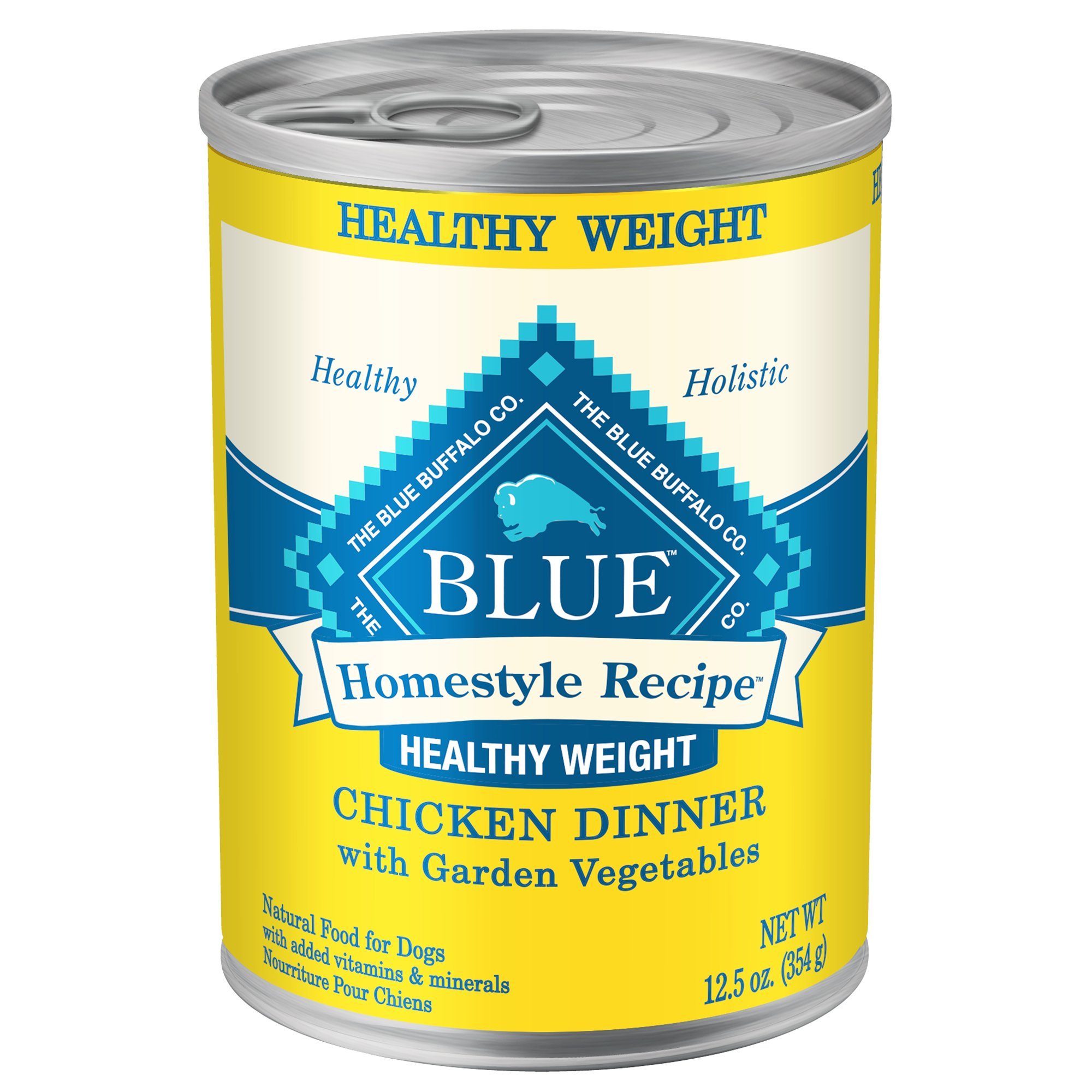 Is Blue Homestyle Recipe Adult Dog Food A Pate