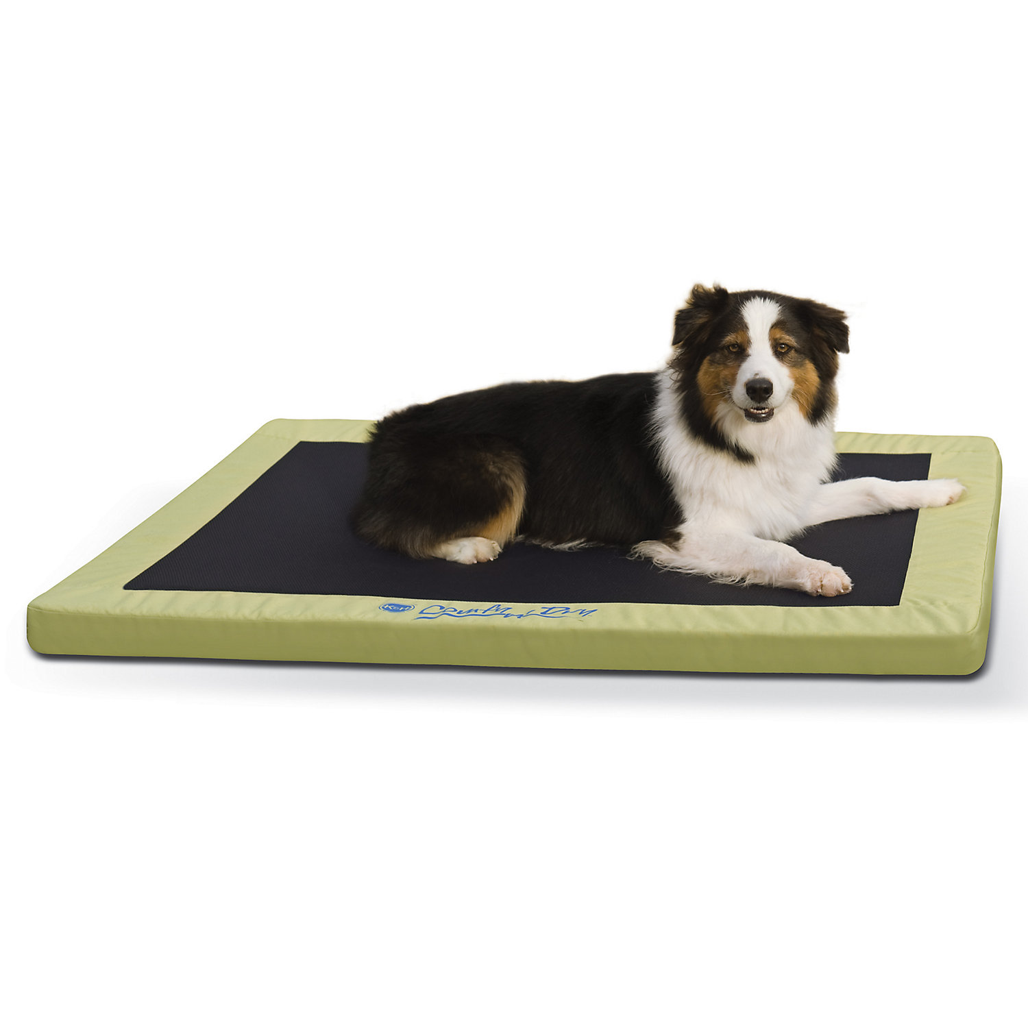 K&h Green Comfy N Dry Indoor/outdoor Orthopedic Dog Bed, 48 L X 36 W, Large