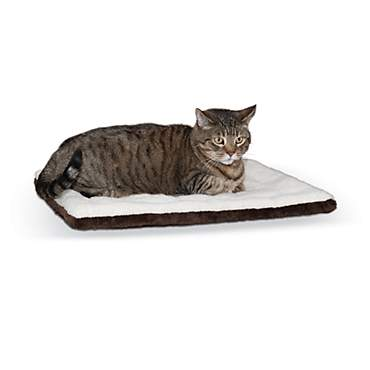 K&H Oatmeal and Chocolate Self Warming Pet Pad