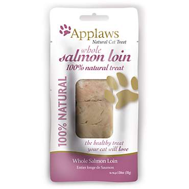 Applaws Whole Salmon Loin Cat Treat