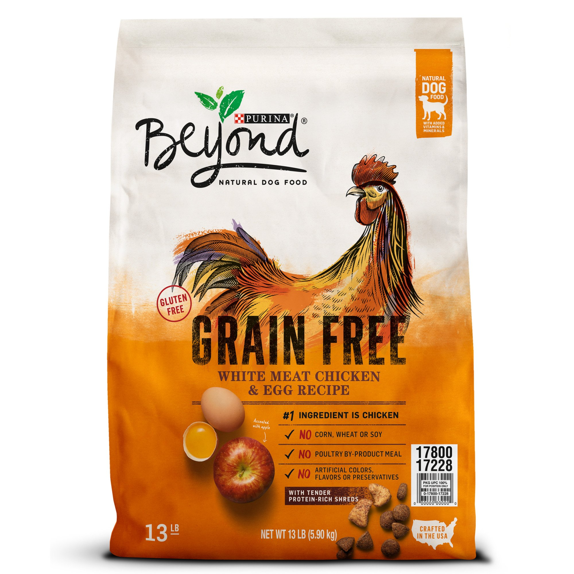 Chicken And Egg Free Dog Food