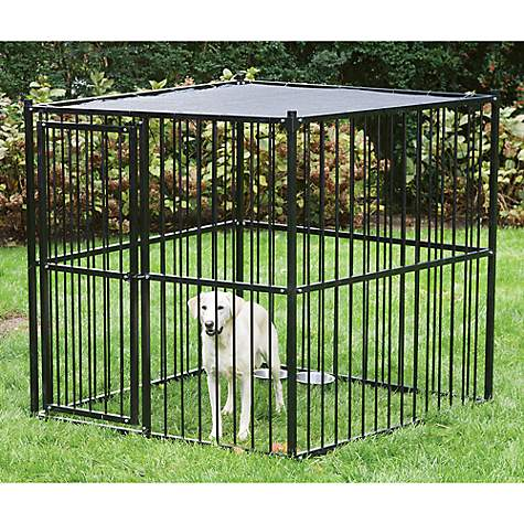 FenceMaster Laurelview Dog Kennel