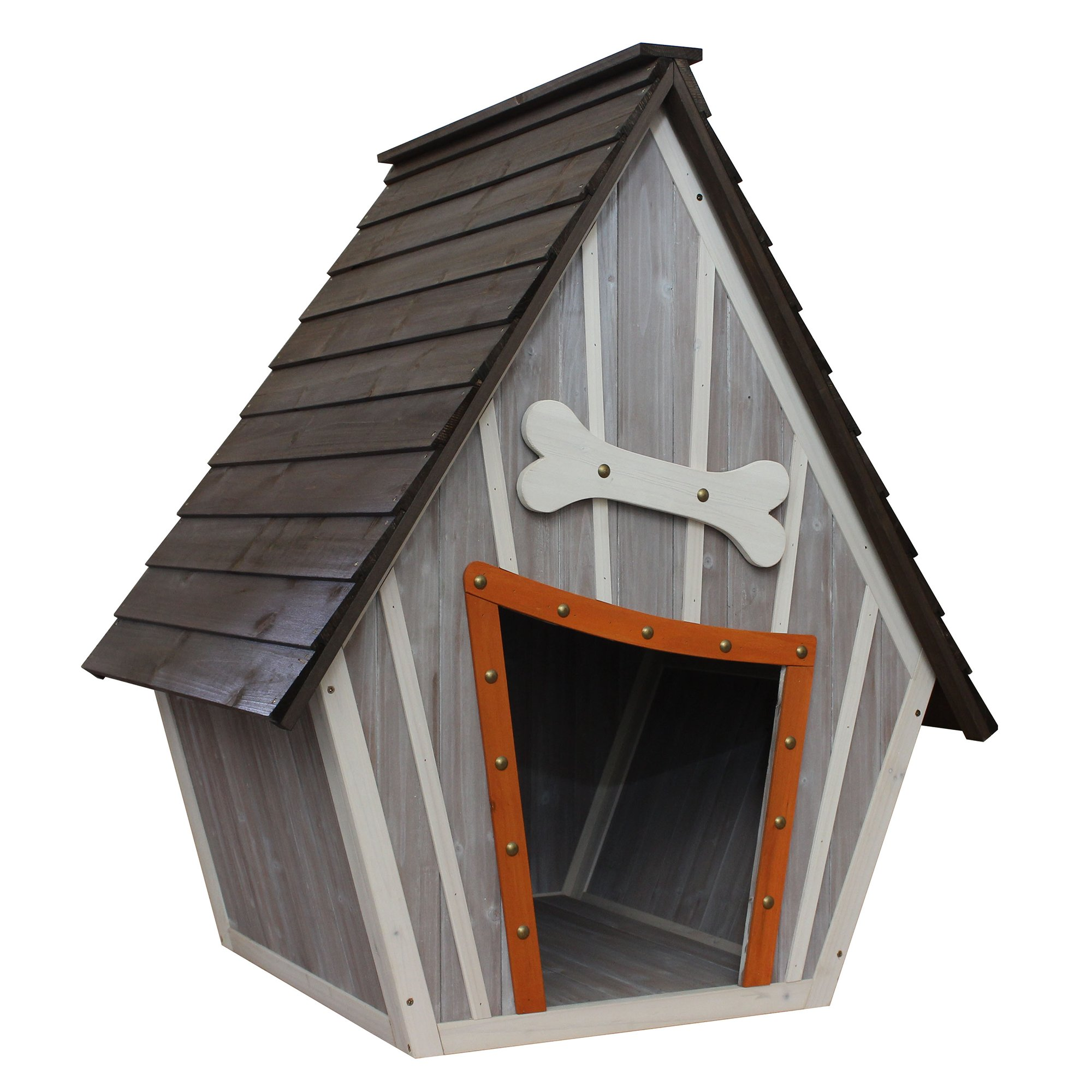 Dog house of green valley - Houses Paws Whimsical Flare Dog House