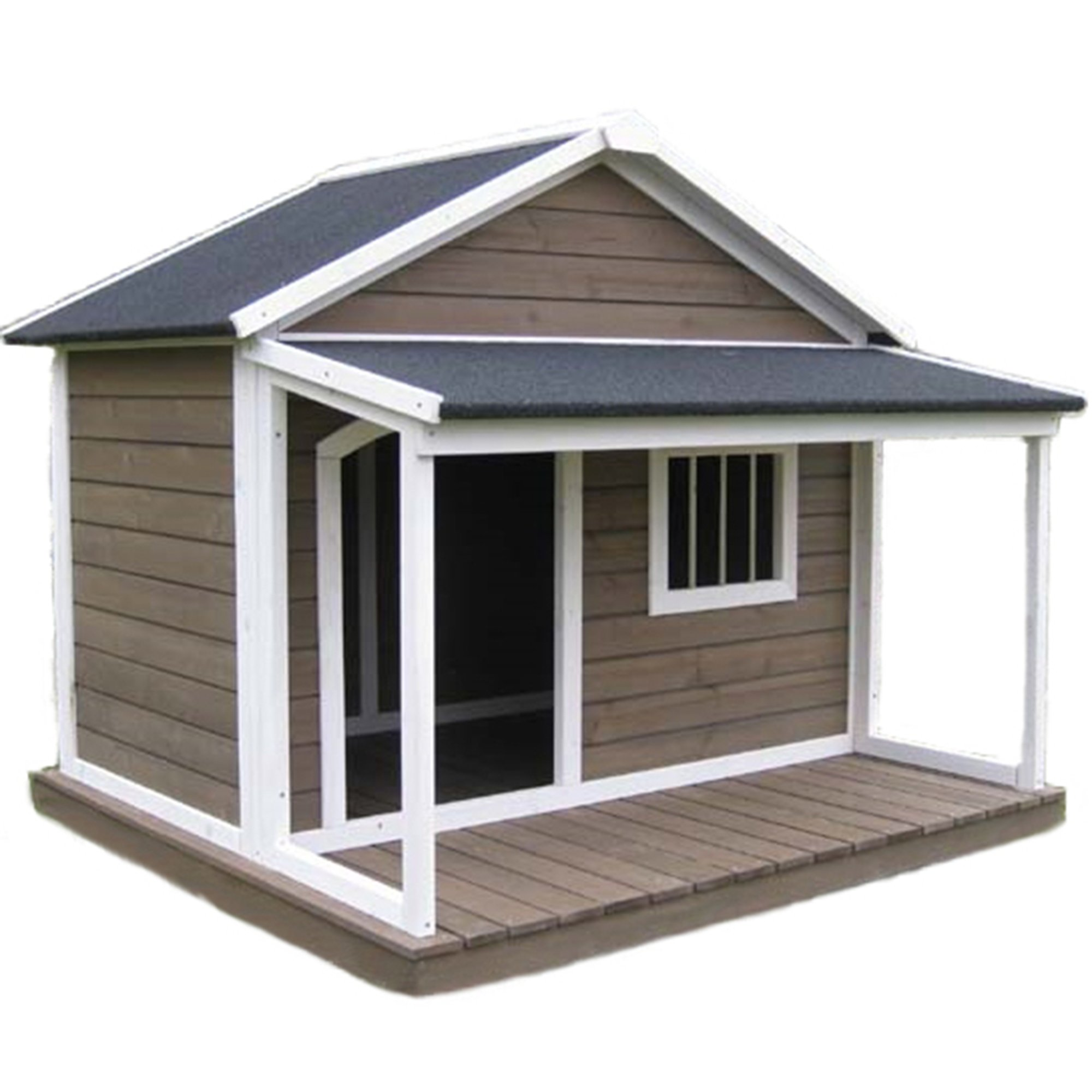 Houses & Paws Home Town Pet House