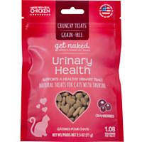 Get Naked Urinary Health Treats for Cats