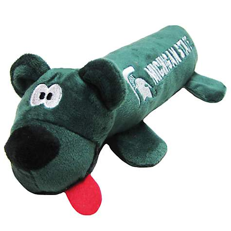 Pets First Michigan State Spartans Field Tug Toy