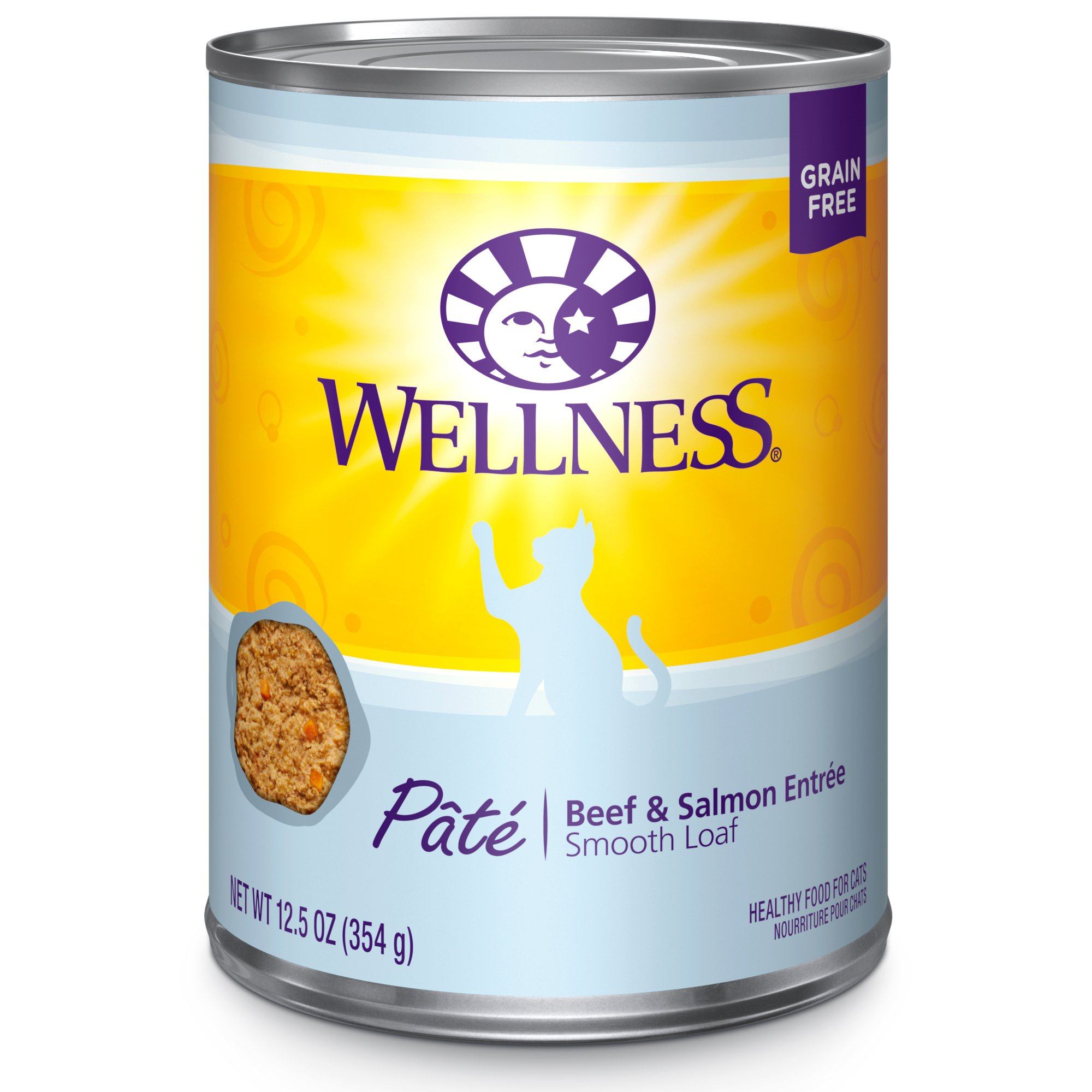 Petco Wellness Canned Cat Food
