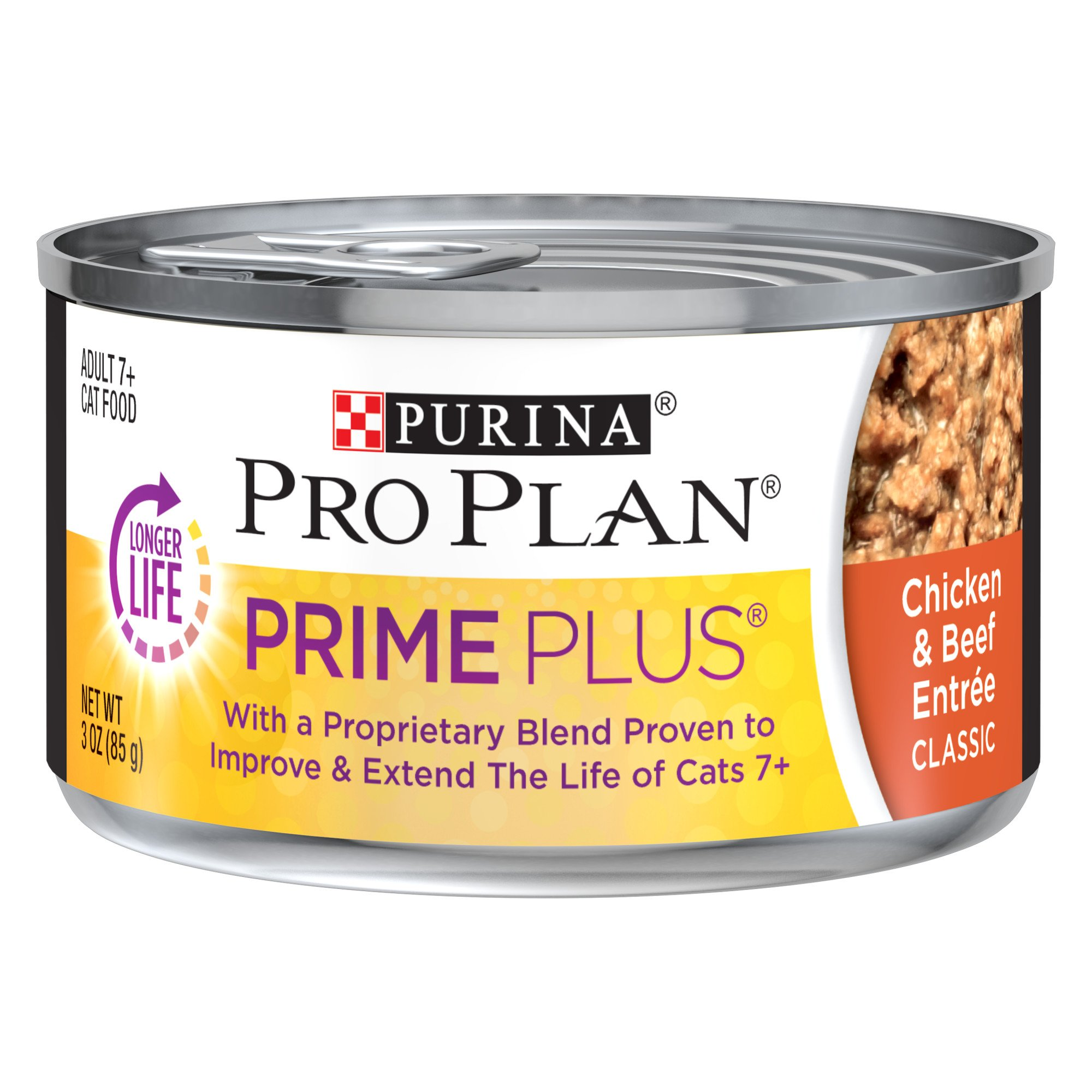 Purina Pro Plan Cat Food Wet Classic