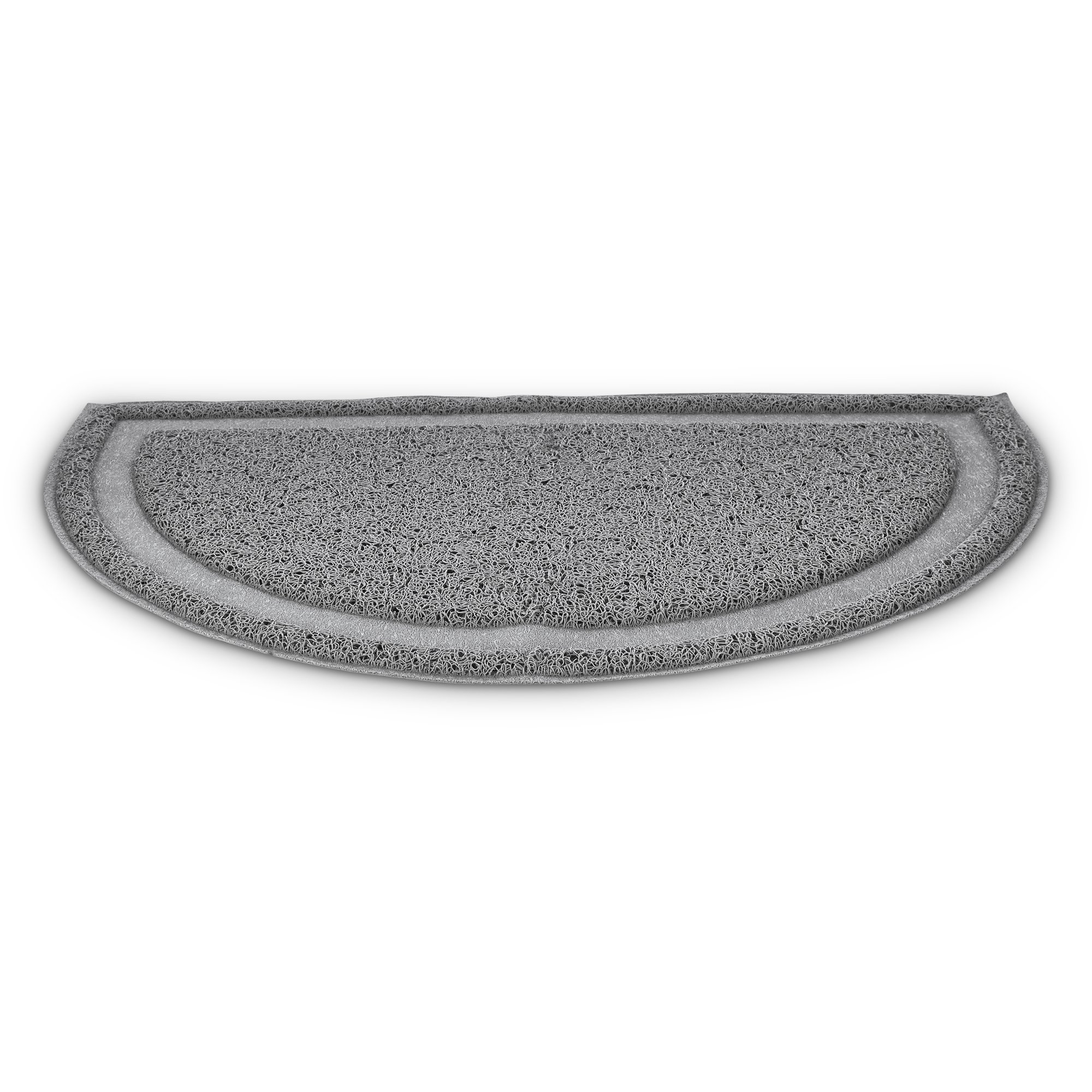 so phresh half moon shape cat litter trapper mat