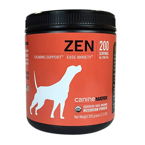 Canine Matrix Zen Calming Supplement for Dogs