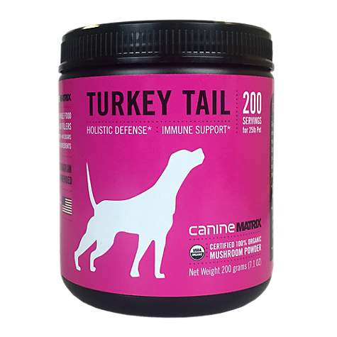 Canine Matrix Turkey Tail Supplement for Dogs