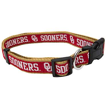 Pets First Oklahoma Sooners Collar