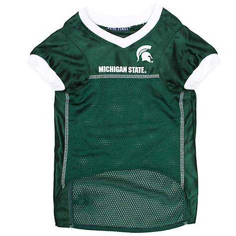 Pets First Michigan State Spartans Mesh Jersey Petco
