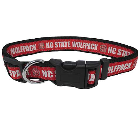 Pets First NC State Wolfpack Collar