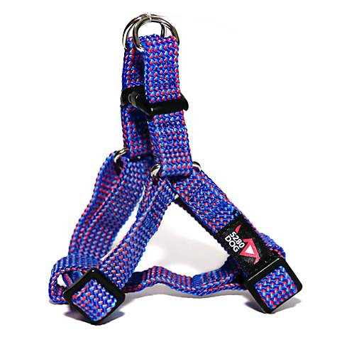 5280dog Royal Blue Braided Step In Harness Small Petco