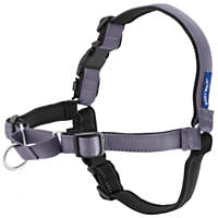 Petsafe Deluxe Easy Walk Harness in Steel