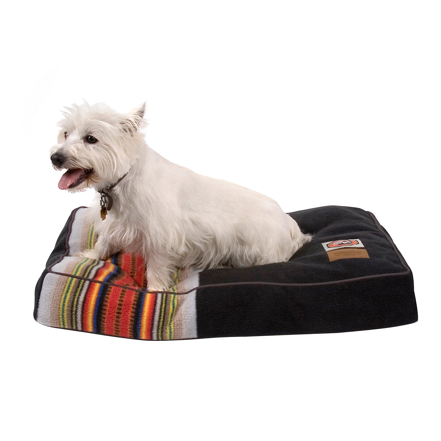 Pendleton Acadia National Park Dog Bed 28 L X 20 W Small Black