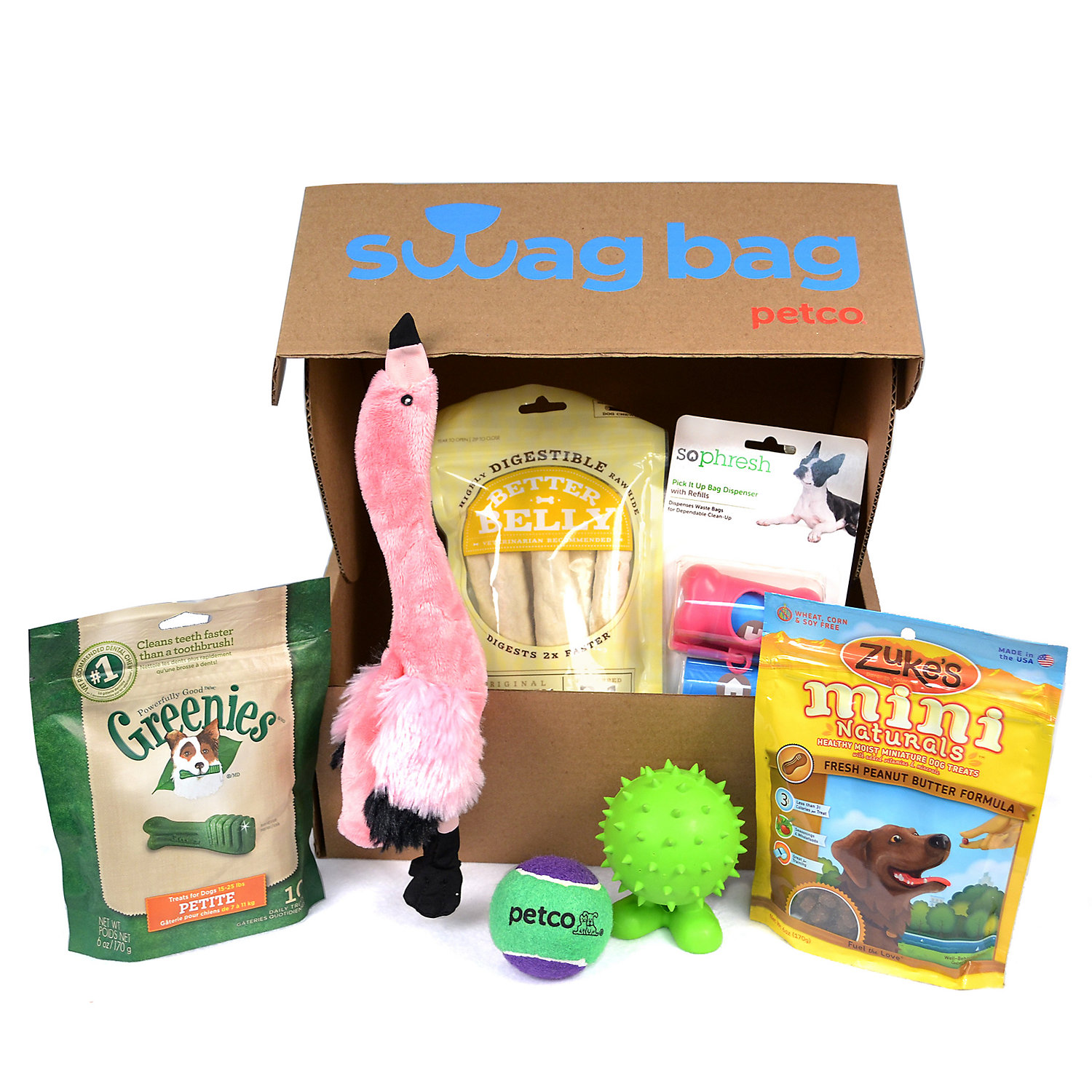 Image of Swag Bag for Small Dogs