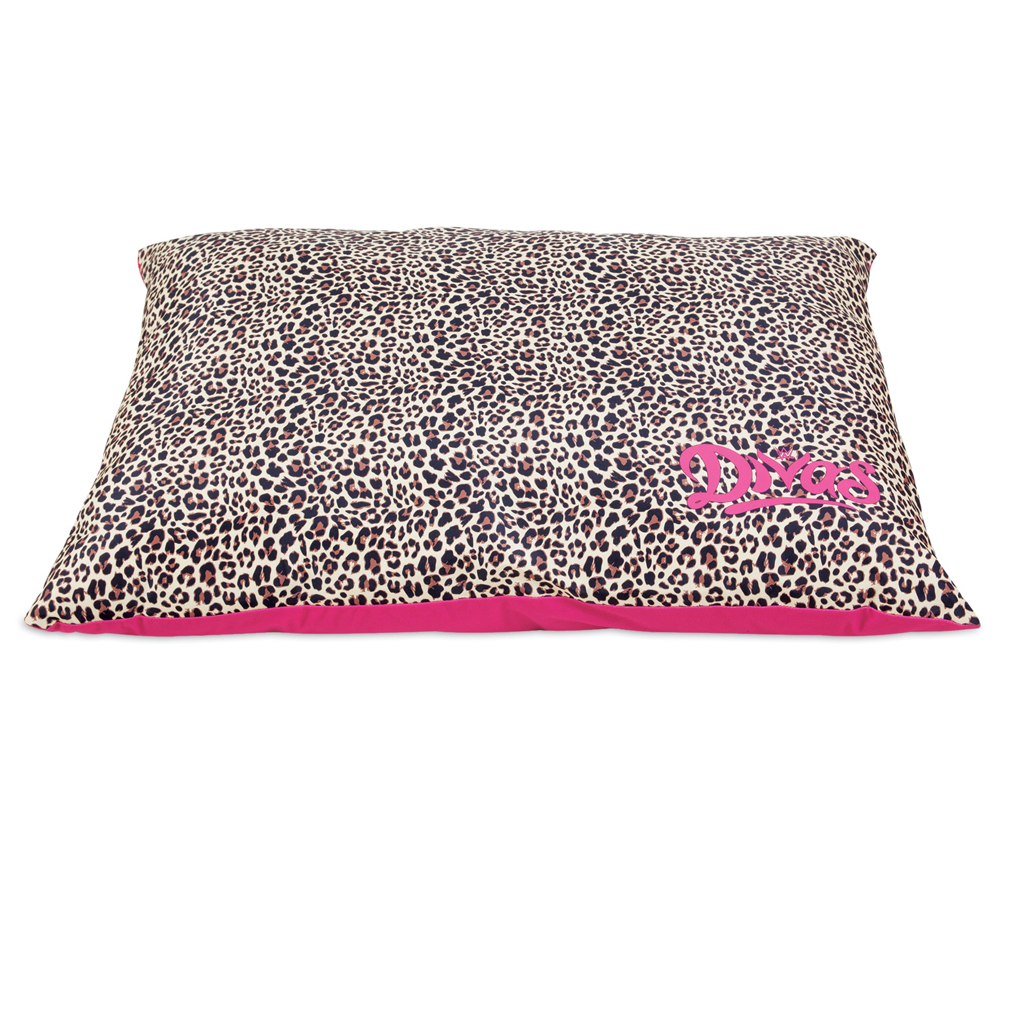 Wwe Divas Pillow Dog Bed In Pink Petco