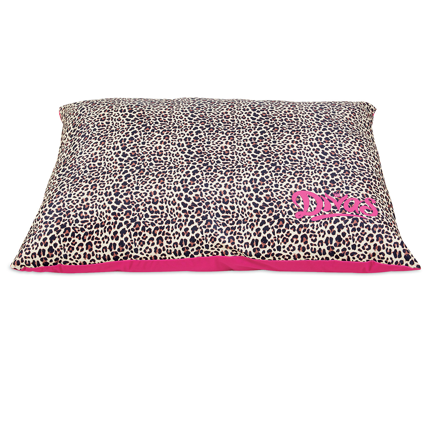 Image of WWE Divas Pillow Dog Bed in Pink