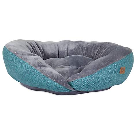 Popular Mutt Nation Fueled by Miranda Lambert Plush Lounger Dog Bed in  RT53