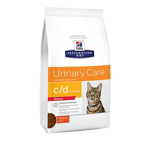 Hill S Science Diet C D Multicare Dry Cat Food