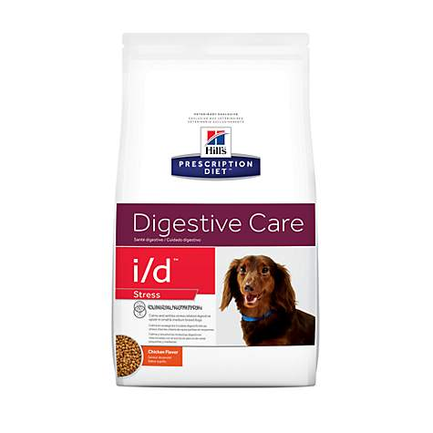 Hill's Prescription Diet i/d Stress Digestive Care Chicken Flavor Dry Dog Food