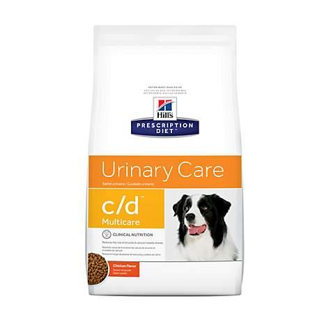Prescription Dog Food >> Hill S Prescription Diet C D Multicare Urinary Care Chicken Flavor