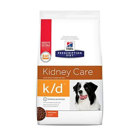 Hills Prescription Diet K D Dry Dog Food
