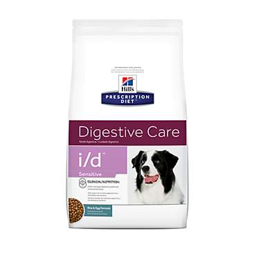 Hill's Prescription Diet i/d Sensitive Digestive Care Rice & Egg Formula Dry Dog Food