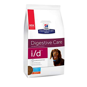 Hill's Prescription Diet i/d Digestive Care Small Bites Chicken Flavor Dry Dog Food