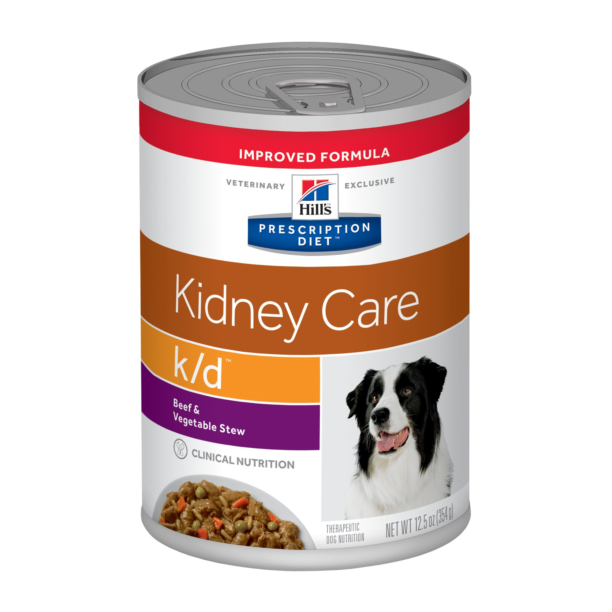 Hills Prescription Diet Kidney Care Cat Food Can