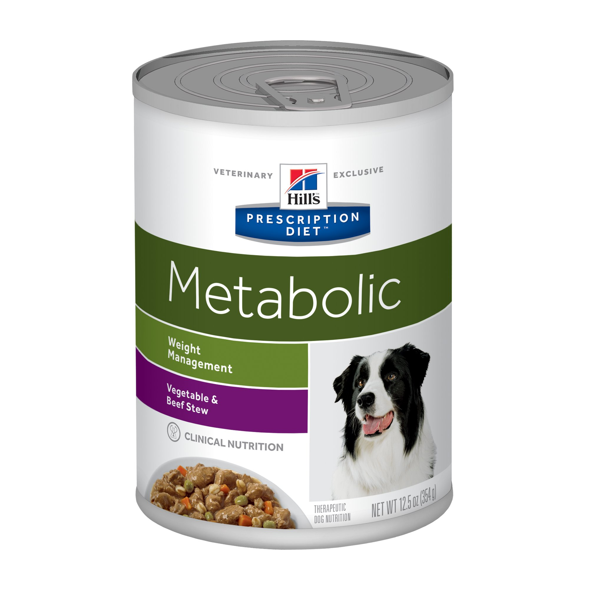 Hills Metabolic Canned Dog Food