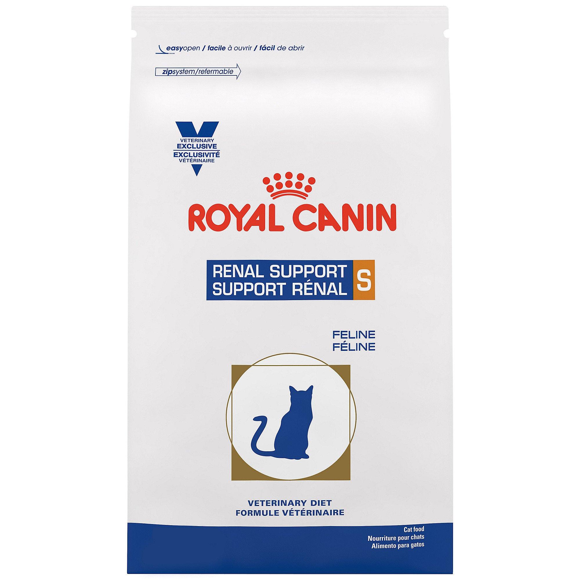 royal canin veterinary diet feline renal support s dry cat. Black Bedroom Furniture Sets. Home Design Ideas