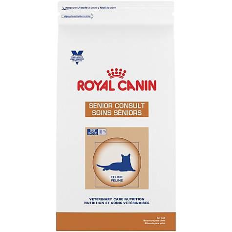 royal canin veterinary care nutrition feline senior consult dry cat food petco. Black Bedroom Furniture Sets. Home Design Ideas