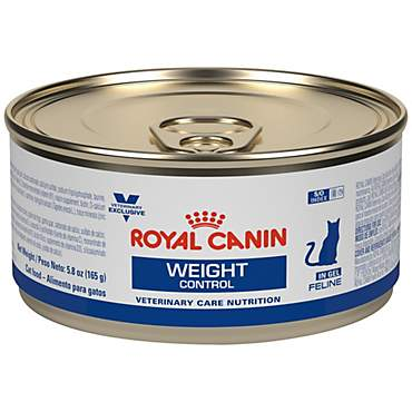 Royal Canin Veterinary Care Nutrition Feline Weight Control In Gel Wet Cat Food