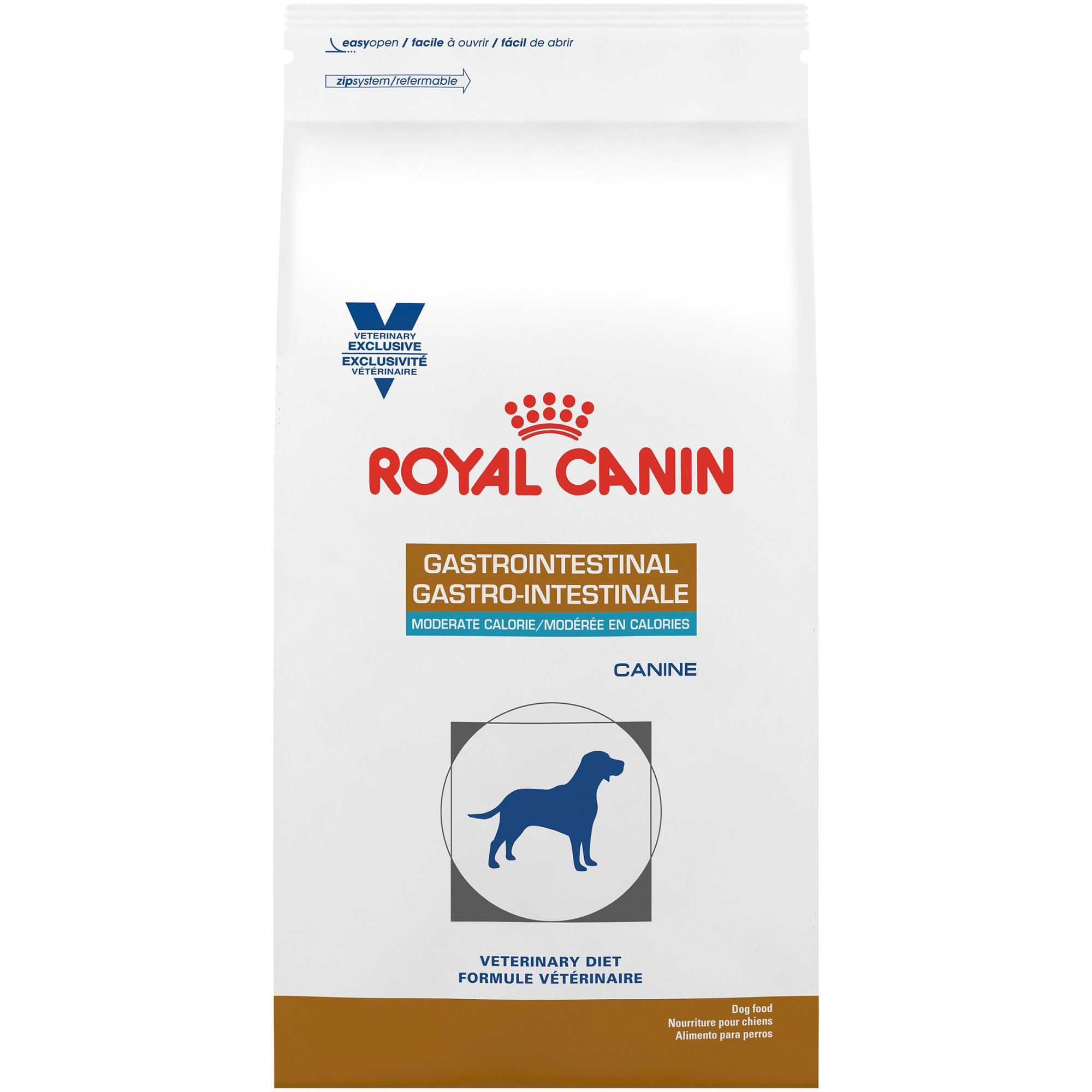 Royal Canin Veterinary Diet Canine Gastrointestinal Moderate