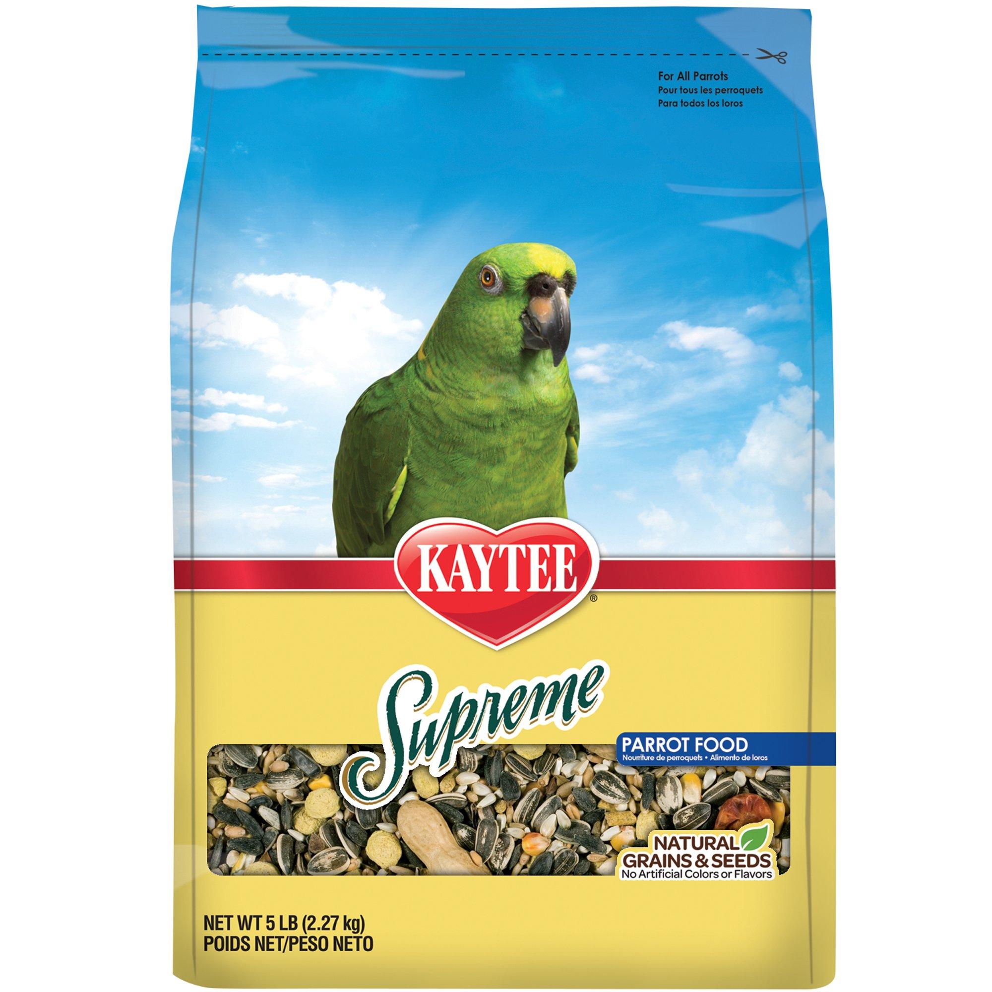 Kaytee Supreme Daily Blend Parrot Food Petco