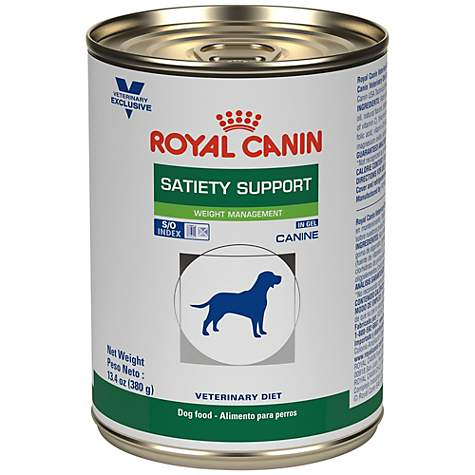 Royal Canin Veterinary Diet Canine Satiety Support In Gel Wet Dog Food
