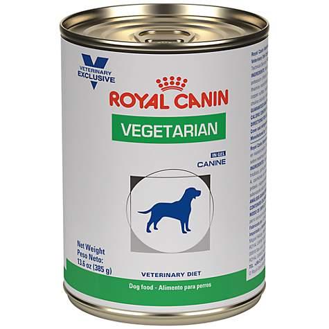 Royal Canin Vegetarian Canned Dog Food