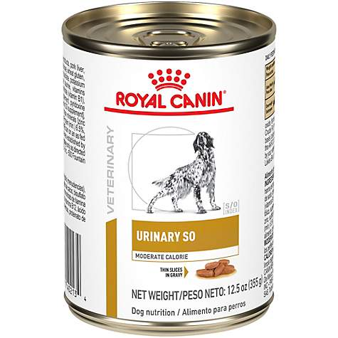 royal canin veterinary diet canine urinary so moderate calorie morsels in gravy wet dog food petco. Black Bedroom Furniture Sets. Home Design Ideas